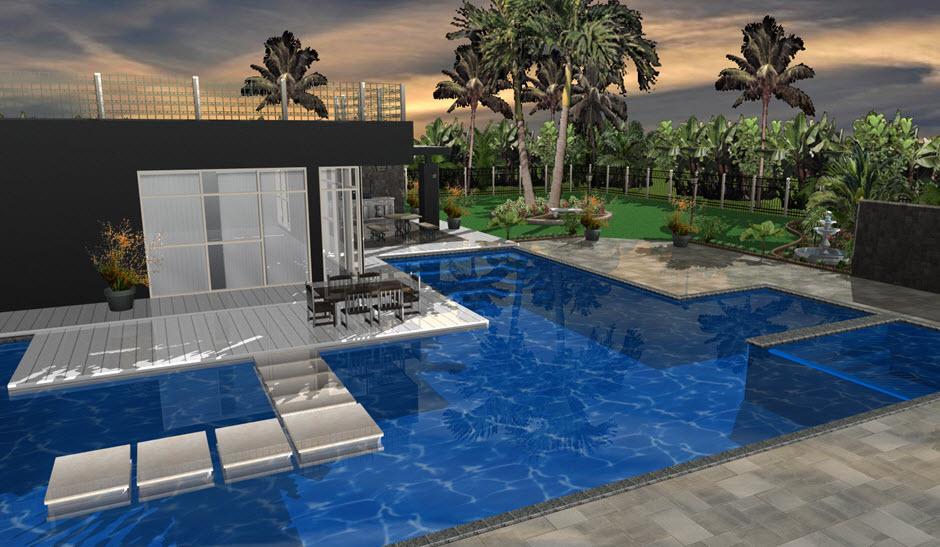 Architecte 3d jardin et ext rieur 2017 v19 planifiez for Architecte 3d platinium gratuit
