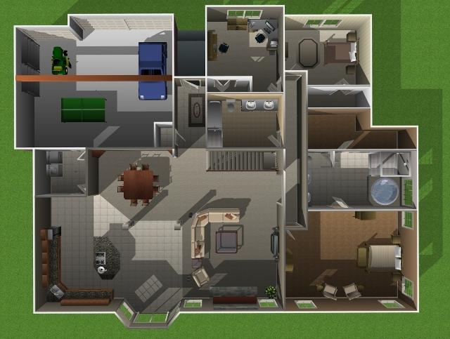 Innen Architekt architekt 3d x9 innenarchitekt für windows fotorealistische
