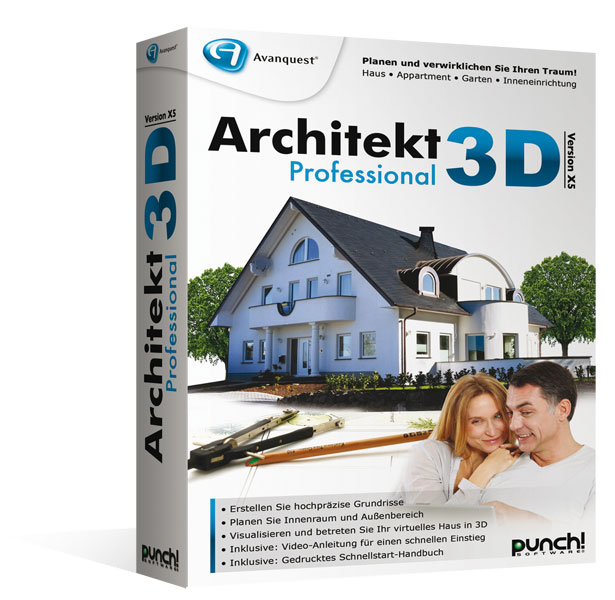 Architekt 3D X5 Professional   Ausverkauf: Alles Für 15 U20ac