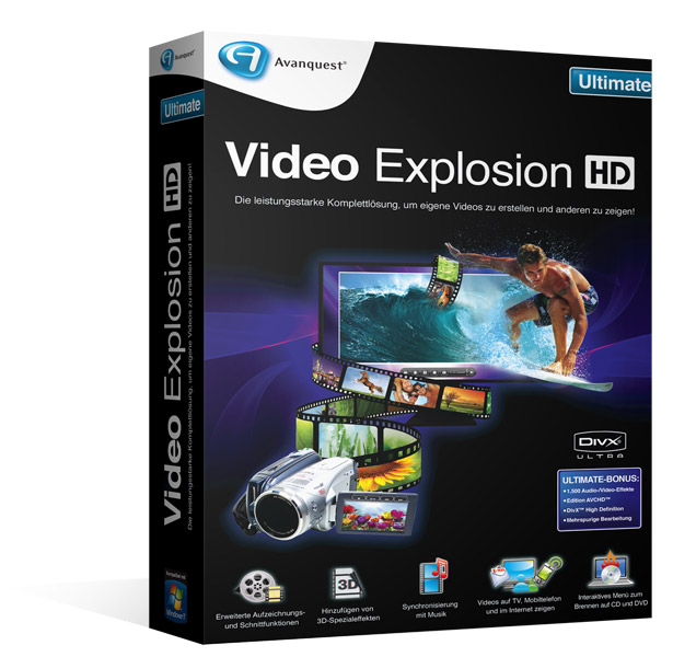 Video Explosion Ultimate