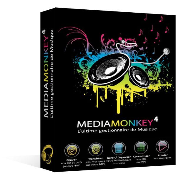 Mediamonkey g rez vos musiques mp3 le logiciel pour couter ses mp3 organiser et g rer sa - Logiciel pour couper musique mp3 ...