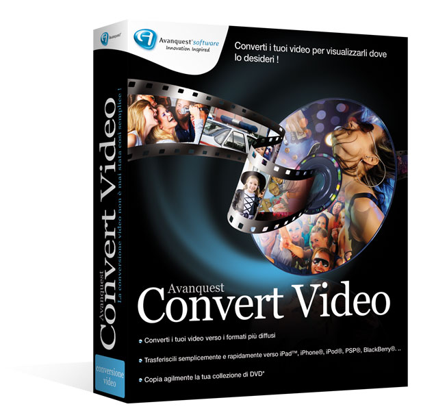 Avanquest Convert Video - Special Edition