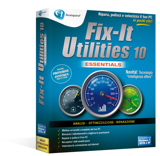 Fix-It Essentials 10