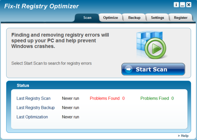 Repair your registry for a faster more reliable PC & Optimise and Defrag Your Hard Disk for Top Performance