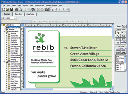 Easily Create Professional-Quality Labels in Minutes with our Label Maker Software!