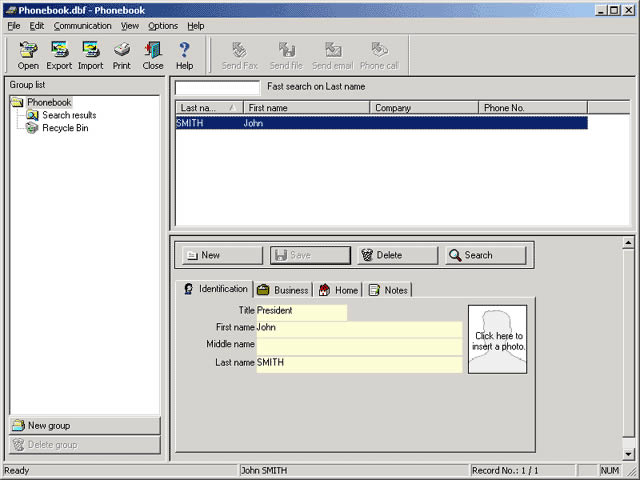 Fax and Phone from your PC with Computer Fax Software