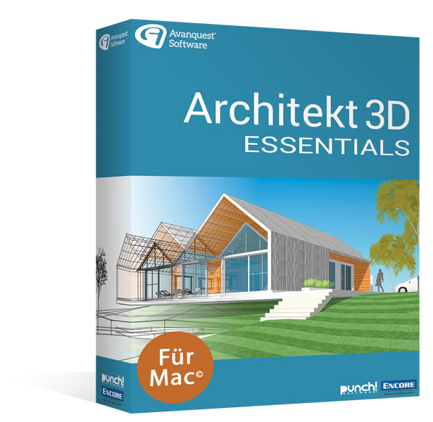 Architekt 3D 20 Essentials für Mac