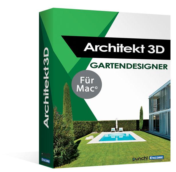 Architekt 3d x9 gartendesigner f r mac fotorealistische for Jardin 3d mac