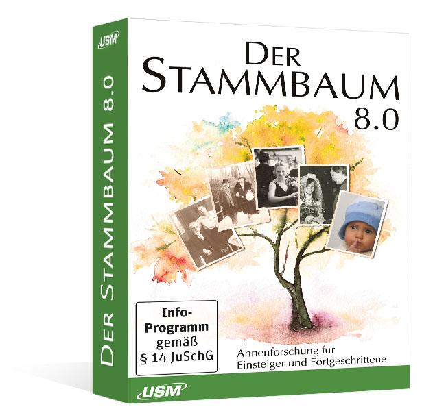 Stammbaum 8.0