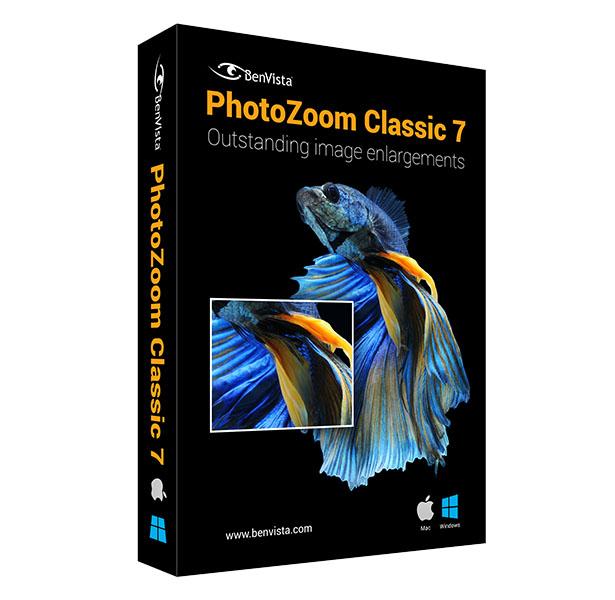 PhotoZoom 7 Classic für Mac