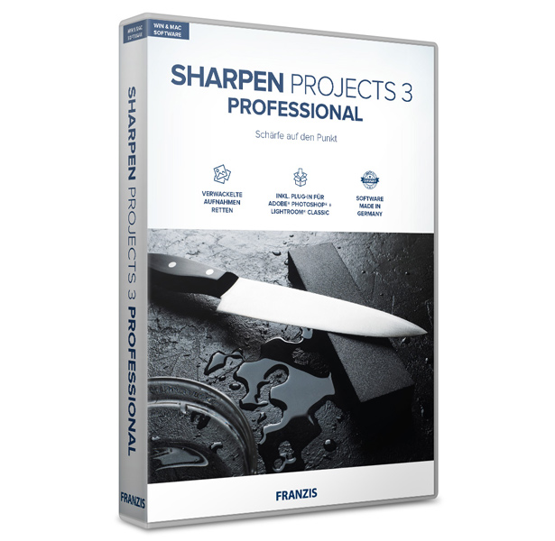 Sharpen projects professional 3 Mac