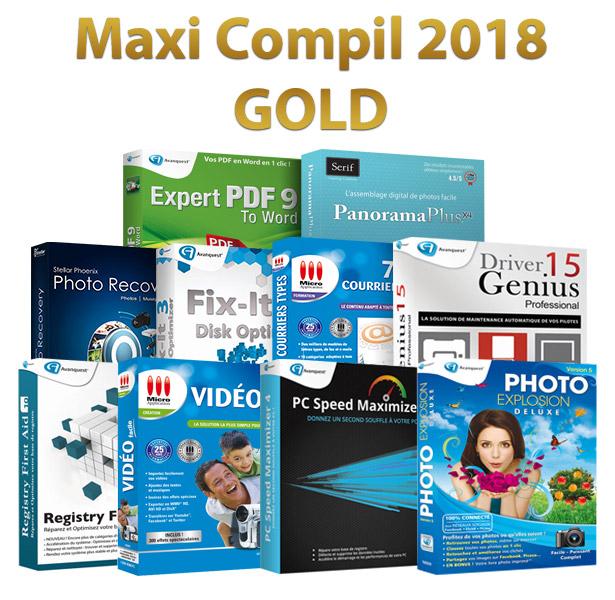 Les Bons Plans de Dagobert : Maxi compil gold 2018 Hd