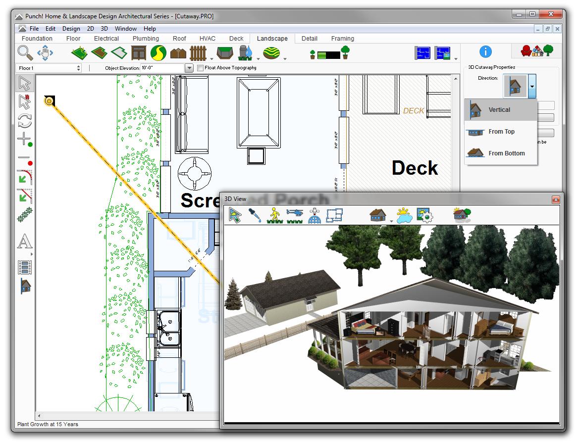 Profitez de nouvelles fonctionnalit s et outils pour une for Architecture 3d vue 3d