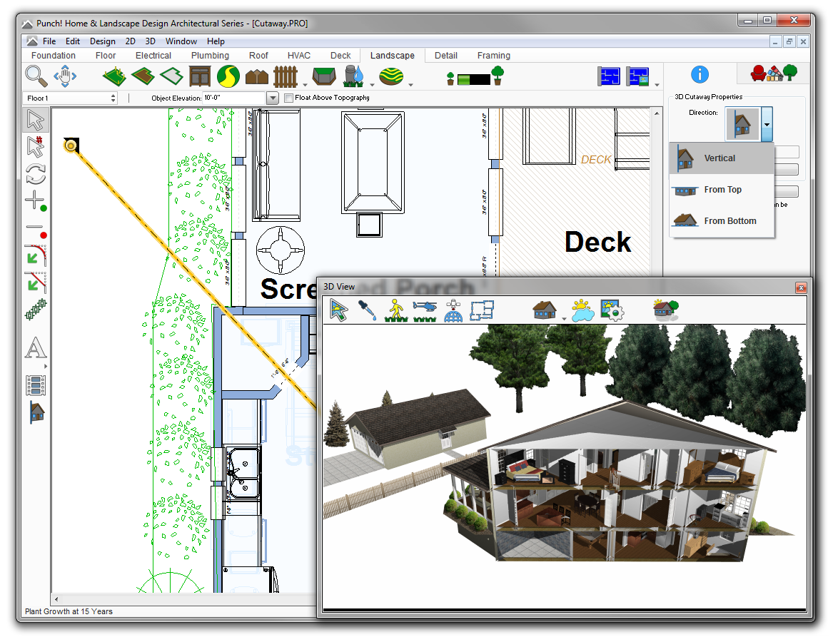 architecte 3d mac version essai