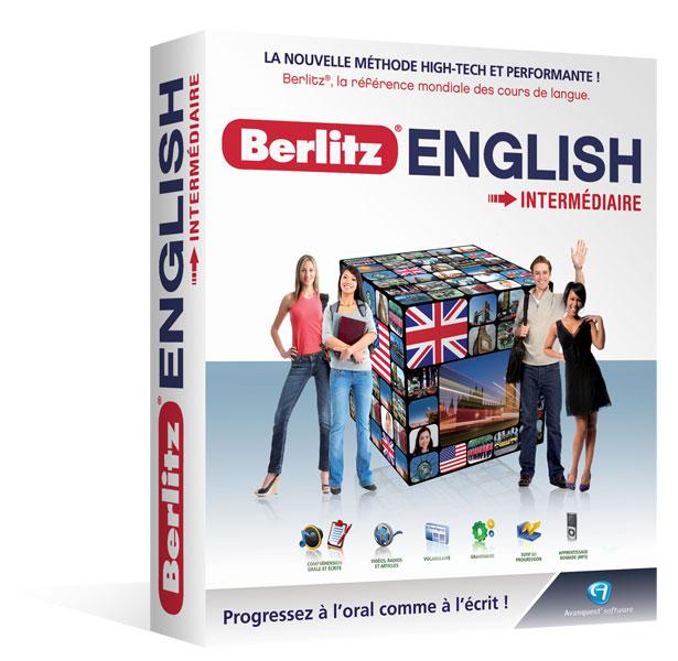 berlitz anglais niveau interm u00e9diaire   la nouvelle m u00e9thode