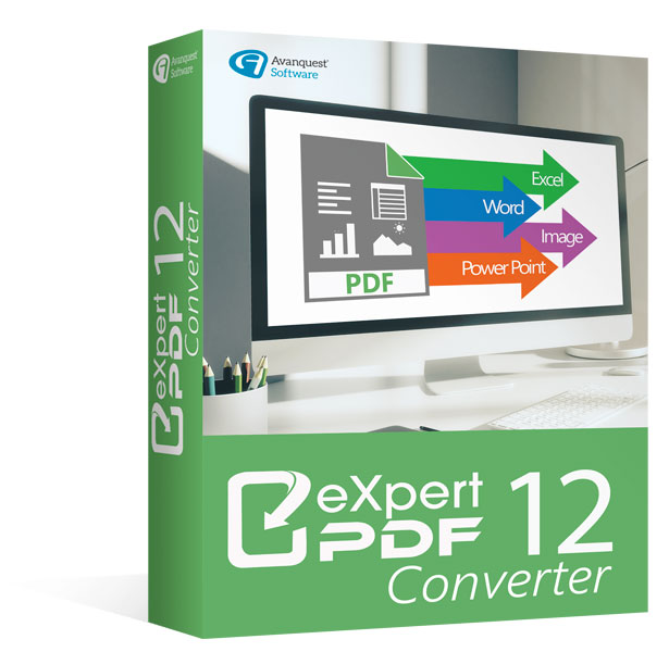 eXpert PDF 12 Converter