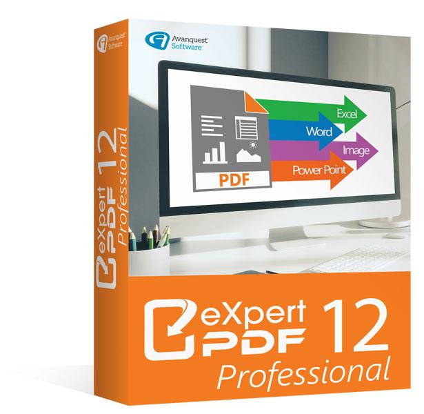 eXpert PDF 12 Professional