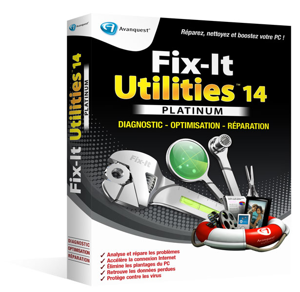 Fix-It Utilities 14 Platinum