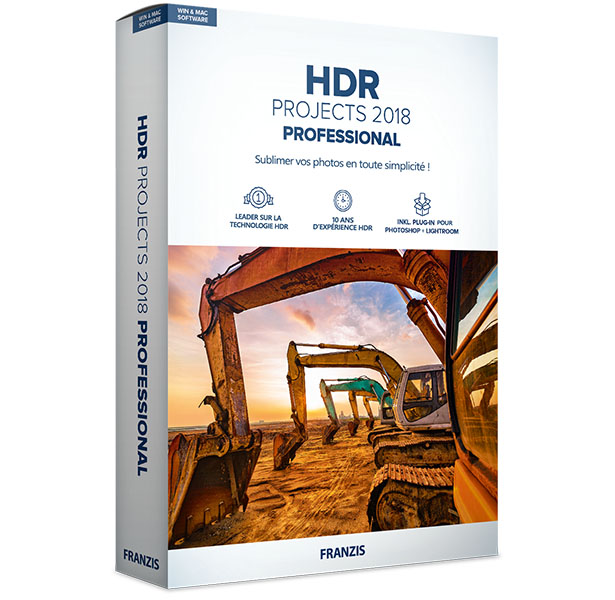 HDR projects 2018 professional