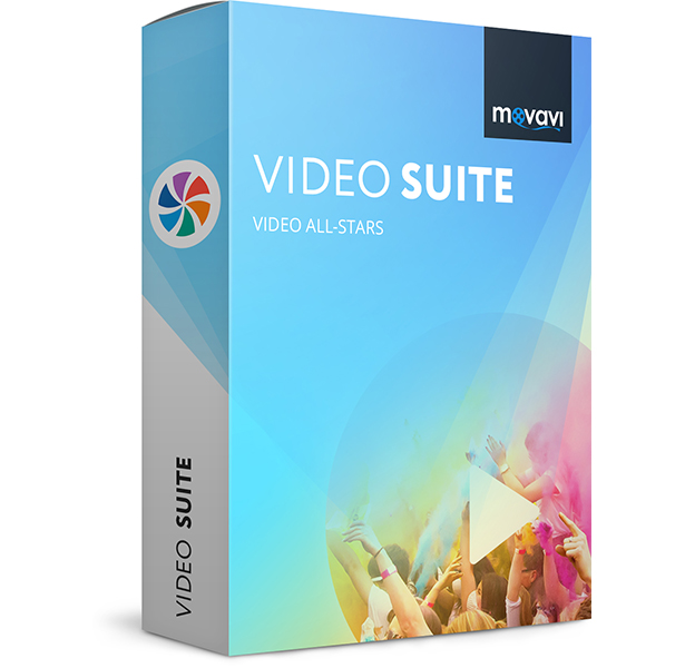 Movavi Video Suite 17