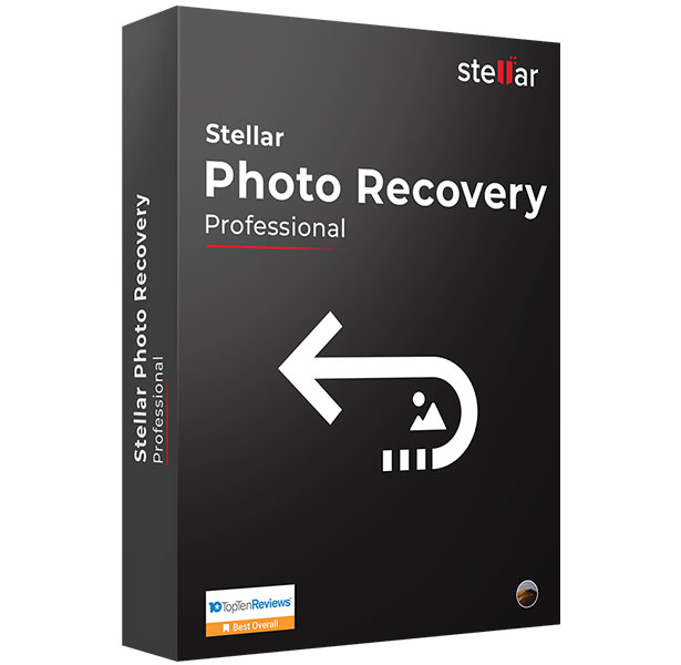 Stellar Photo Recovery Mac Professional 9