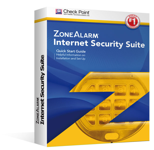 ZoneAlarm - Internet Security Suite 2014