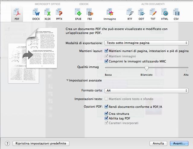 Abbyy finereader pro for mac il miglior software ocr da for Miglior software di casa