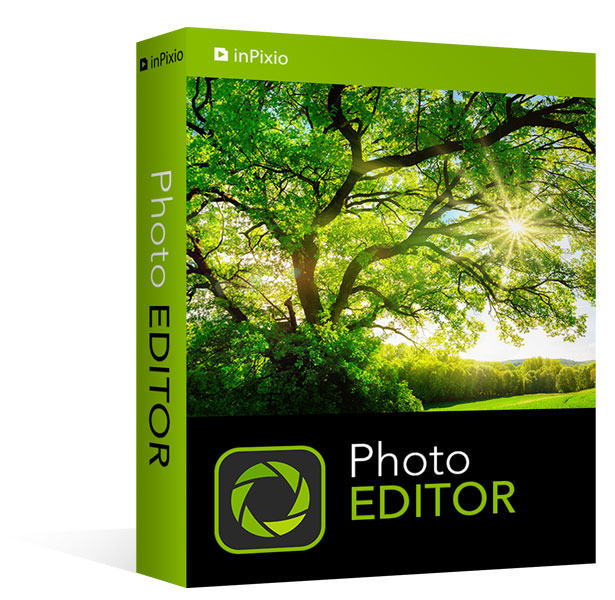inPixio Photo Editor 10 - 1 anno