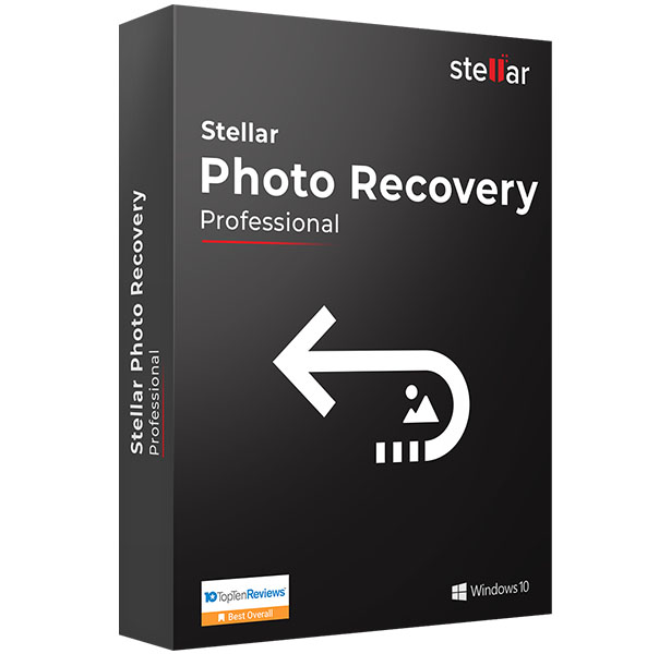 Stellar Photo Recovery Professional 9