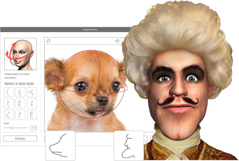 CrazyTalk 8 Pro: Create talking animations