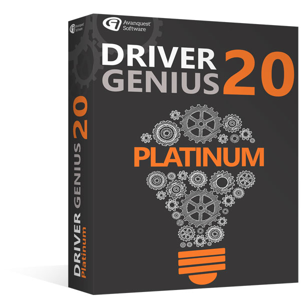 Driver Genius 20 Platinum Edition - 1 year