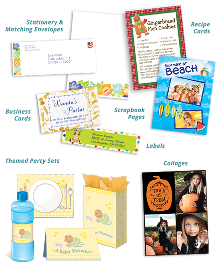 Hallmark card studio the no1 greeting card software with 11200 designs 13000 premium graphics 10000 sentiments exclusive fonts an event planner and much more the creative possibilities are endless m4hsunfo