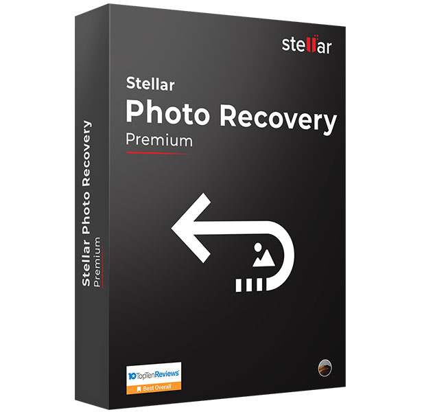 Stellar Photo Recovery Mac Premium  10 - 1 year
