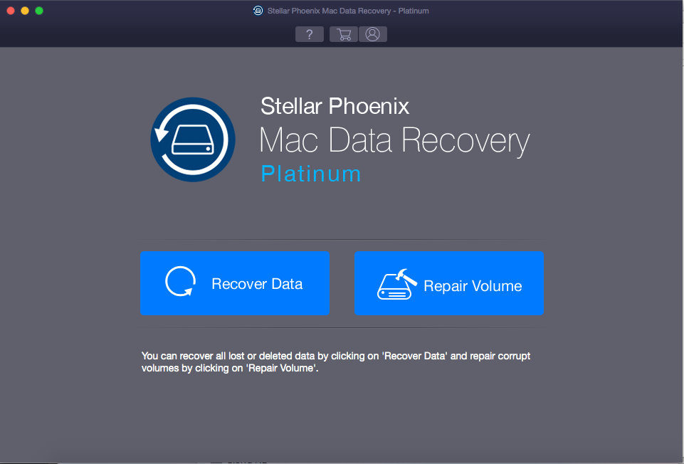 recover data from damaged deleted or corrupted mac volumes