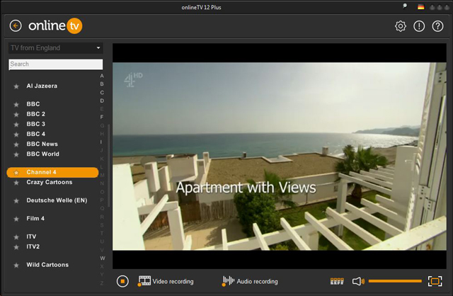 Online TV 13: Live TV on your PC